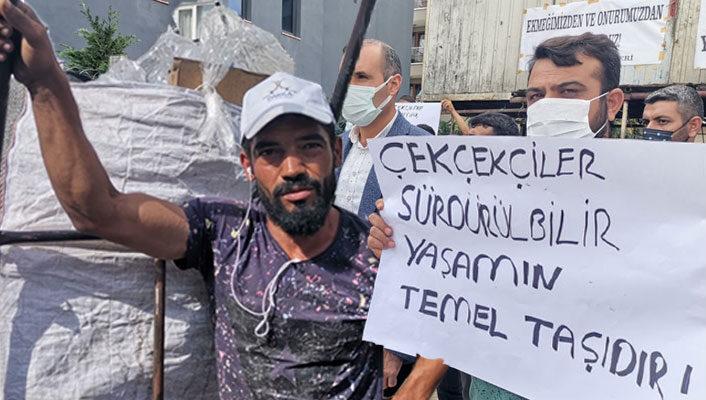 Kağıt Toplayıcıları Vali Yerlikaya'ya Seslendi